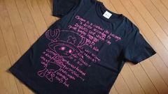 ONE PIECE/チョッパー*Tシャツ*黒×ピンク*S