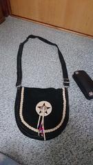 スェードバッグ 定価26000円