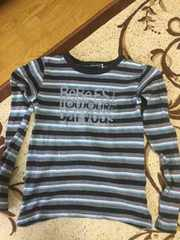 BeBe 130 長袖 Tシャツ