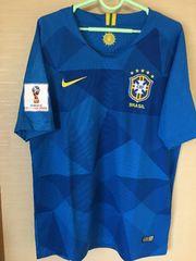 サッカー ブラジル代表 アウェイユニフォーム