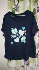 5L Tシャツ★紺