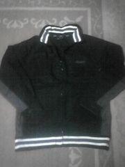 美品 SOUL ジャケット サイズ M 黒