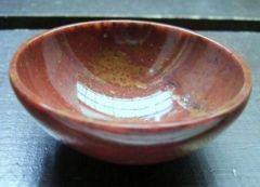 ☆即決☆天然石製 小皿・猪口*ジャスパー*1