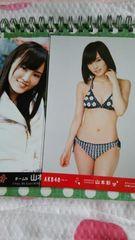 NMB48写真 山本 彩セット1