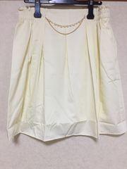 ★新品★大きいサイズ★4L★アクセサリー付きひざ丈スカート入園入学式