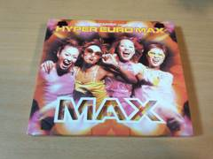 MAX CD「SUPER EUROBEAT presents HYPER EURO MAX」ユーロビート
