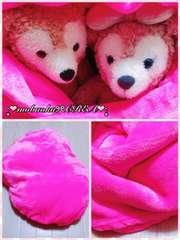 *ふわもこ//pink//毛布*