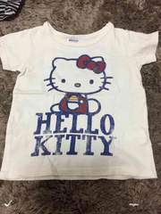 BREEZE*HELLO KITTY Tシャツ*100