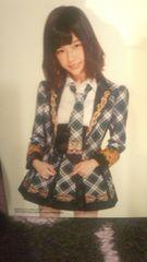 超レア!☆AKB48/前しか向かねぇ☆通常盤生写真☆島崎遥香☆超美品!