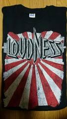 LOUDNESS ラウドネス 高崎晃 海外ツアー Tシャツ Lサイズ 限定 新品