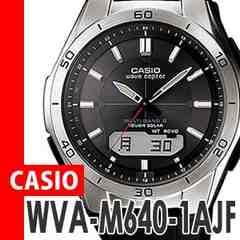★送込★CASIO(カシオ) ウェーブセプター WVA-M640-1AJF