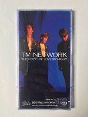 TM NETWORK / THE POINT OF LOVERS' NIGHT
