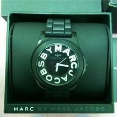 MARC BY MARC JACOBS  腕時計  ブラック