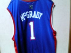 T-MAC〓ALLSTARジャージ〓TRACY MCGRADY〓NBAユニフォーム〓