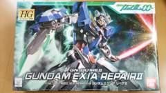 HG:ガンダムエクシア☆リペア�U☆1/144☆未組立品!