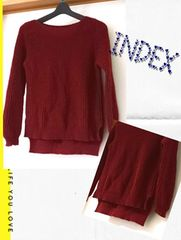 INDEX★ニット(〃ω〃)大人気♪