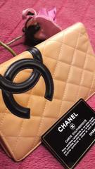 正規品セレブ系CHANEL1番人気カンボンファスナー付長財布