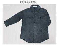 スピックアンドスパン*Spick and Span★ラムレザーシャツジャケット/新品