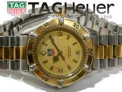 極レア 1スタ★タグ・ホイヤー Professional【スイス製】腕時計