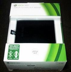 XBOX360S メディアハードディスク 320G