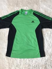 アディダス Tシャツ ジュニアLサイズ