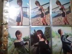 可愛いよううう!10年ぐらい前の安田美沙子トレカ20枚