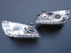 LED&イカリング付きプロジェクターヘッドライト アルテッツァ