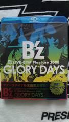 B'z/LIVE GYM Pleasure 2008 GLORY DAYS.(Blu-ray Disk)