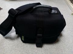 美品♪-SHOOTING BAG【黒】カメラ用バック