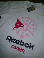 未使用タグ付き★Reebok★Tシャツ/CLASSIC.。o○