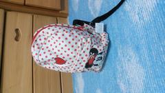 *新品 ミニーマウス 背中掛け鞄*送料込み