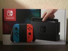 ニンテンドースイッチ Nintendo Switch 本体 ネオンブルー ネオンレッド 新品即決