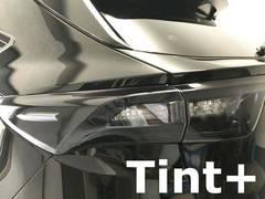 Tint+何度も貼れるハリアー60前期テールランプ スモークフィルム(T3後期風タイプ)