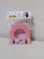 バーバパパ◎ファンテープ �D ピンク