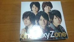 SexyZoneアルバム『One Sexy Zone』初回盤