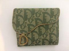 ●最安値●ディオール トロッター柄 財布