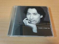 東儀秀樹CD「TOGISM 2」雅楽奏者 邦楽●