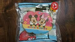 未開封 ミッキーマウス スポンジ&キッチンタオル 第一生命配布品