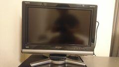 シャープ アクオス 20型 液晶カラーテレビ の出品です