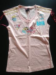 DIESEL☆Tシャツ☆ピンク☆超美品