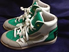 FRAPBOIS フラボア バッシュ スニーカー 靴 ロゴ 26.5センチ
