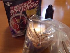 仮面ライダー マスクコレクション vol,13 オーズ ブラカワニコンボ ★バンダイ★