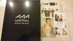 AAA「2013 TOUR BOOK『Eighth Wonder』」PREMIUM BOX