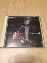 《中古CD》eric clapton/unplugged