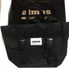 Atmos smart付録  高機能ショルダーバッグ 新品♪