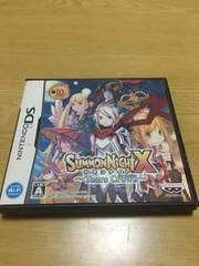 DS   サモンナイトX   ティアーズクラウン