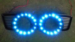 ワゴンR用LEDフォグ