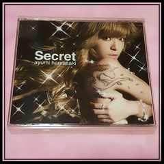 ◆◆浜崎あゆみ◆◆DVD付き:Secret