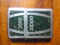 ★ジッポー2000年記念限定オイルライターです☆