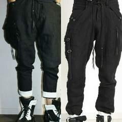 新品KMRIIケムリ Linen Cargo Pants 2